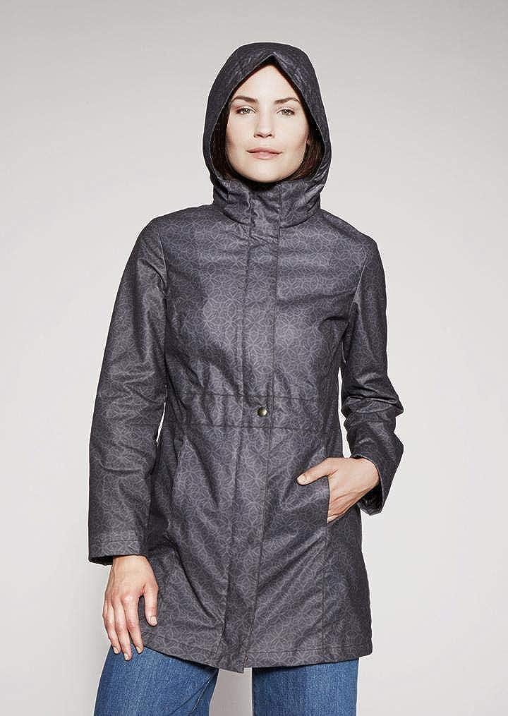 FELLER Howe Fitted Womans Raincoat