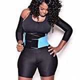 Kiwi-rata - Waist Trimmer Belt Unisex Adjustable Lumbar Lower Back Support ...