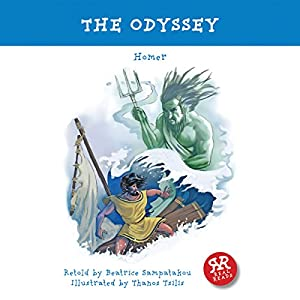 The Odyssey (Adaptation) Audiobook