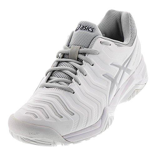Asics Gel Express - ASICS Men's Gel-Challenger 11 Tennis Shoe, White/Silver, 9 Medium US