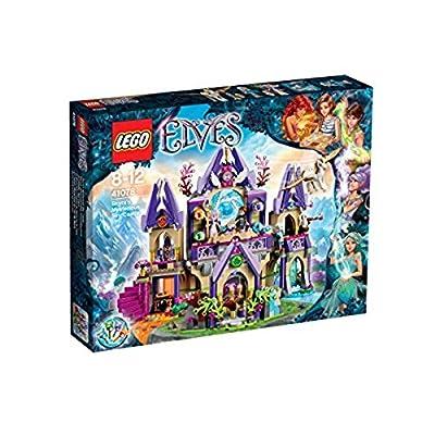 Lego Elves Skyra's Mysterious Sky Castle 41078: Toys & Games