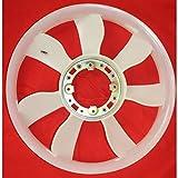 fan blade toyota - Evan-Fischer EVA30972051331 Radiator Fan Blade for Toyota 4Runner 87-93 6Cyl.