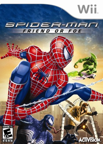 Foe Wii - Spiderman: Friend or Foe by Activision