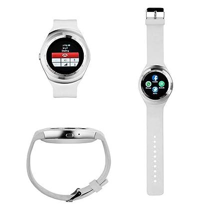Amazon.com: FidgetFidget Bluetooth Smartwatch Supports SIM ...