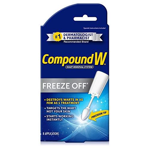 Compound W Freezef Wart