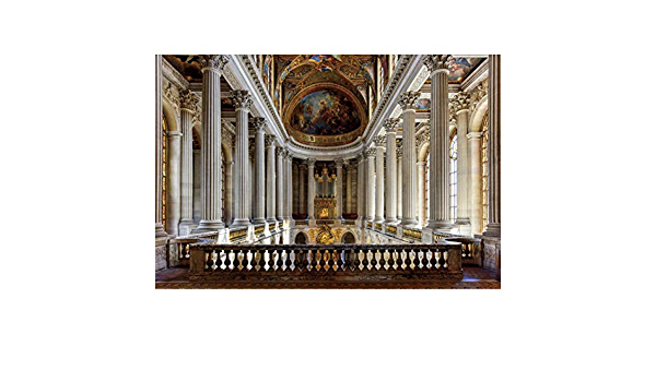 OERJU 12x10ft Notre Dame Paris Carhedral Backdrop Carving Sculpture Photography Background Home Interior Decor Kids Adults Portrait Photo Props YouTube Video Making Blogger Shoot Vinyl Wallpaper