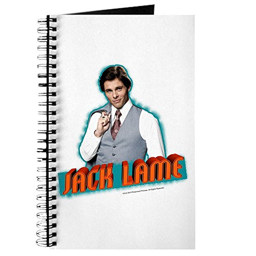 CafePress Jack Lame Spiral Bound Journal Notebook, Personal Diary, Blank]()