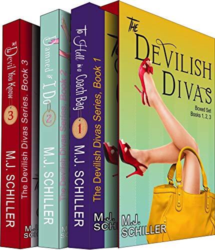 The Devilish Divas Boxed Set, Books 1-3: Three Complete Women
