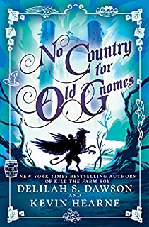 Book Cover: No Country for Old Gnomes: The Tales of Pell