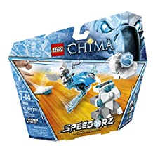 LEGO Chima Frozen Spikes Building Toy