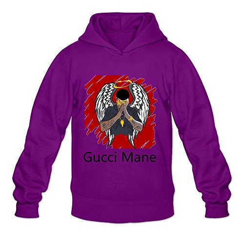 Men's Gucci Mane Rock Hoodies Sweatshirt Size L US - Men Gucci Shop