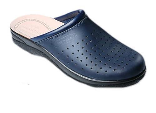 637 para cuero hombre sanitarias Easywalk de azul Mod Zapatillas real Números fy6Yb7vg