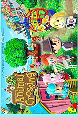 Animal Crossing New Leaf 3ds Guide Biscuit Cookie 9781655647260