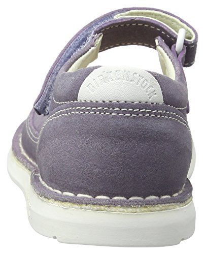 Birkenstock June - - Unisex Niños Violett (Dusty Purple)