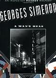 A Man's Head, Georges Simenon, 0143037285