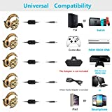 Jeecoo G1500 Gaming Headset for PS4/ PC/Xbox