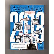 New York Magazine - April 3 - 16, 2017. Jon Ossoff Cover. Trump-Hate Weather Vane; Up-for-Grabs Midterm Seats; Kirsten Gillibrand; Brude Belden in Syria; Trump's Dangerous Tribalism