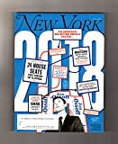 Near Fine, with pre-printed subscriber block. See scans and description. New York: New York Media, LLC, 2017. The April 3 - 16, 2017 issue of New York magazine, with quickly up-and-coming Job Ossoff on the cover. Quarto, illustrated staple-bound wrap...