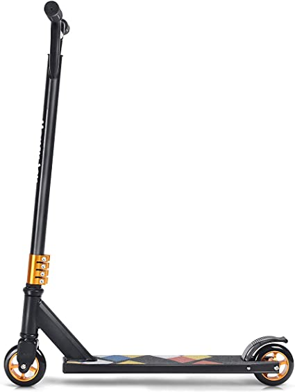Amazon.com: GYMAX Pro Scooter, Premium Freestyle Scooter ...
