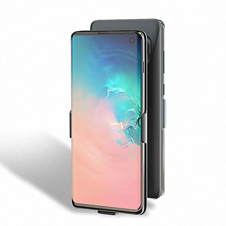 Galaxy S10 Battery Case, Femkeva 6500mAh Rechargeable Extended Battery  Portable Backup Charging Case Battery Pack Case for Samsung Galaxy S10