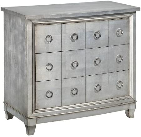 Treasure Trove Accents Three Drawer Chest