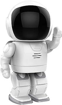 YONGCHY Cámara IP Inalámbrica, Intelligent Robot Cámara De ...