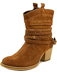 Dingo Womens Copper Twisted Sister Slouch Boot Round Toe - Di 677