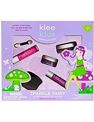 Luna Star Naturals Klee Kids Natural Mineral Makeup 4 Piece Kit, Sparkle Fairy