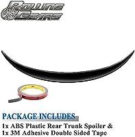 13-18 MB C117 Black ABS Rear Trunk Lid CLA-Class Spoiler