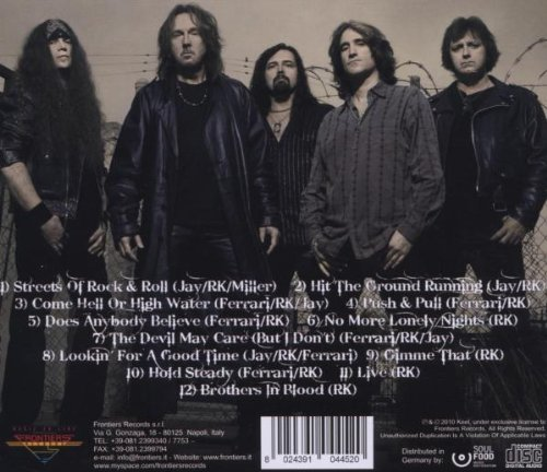 Streets Of Rock And Roll: Keel: Amazon.es: Música