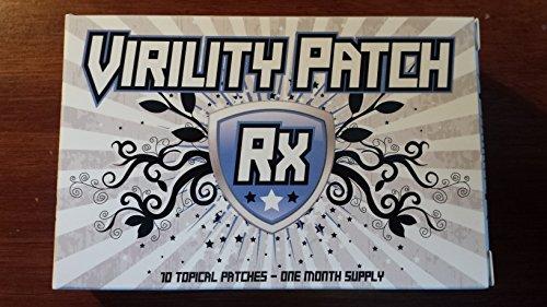 Virility Patch Sexual Enhancement