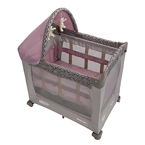 Graco Travel Lite Crib With Stages, Mena (Discontinued by - Us Mena