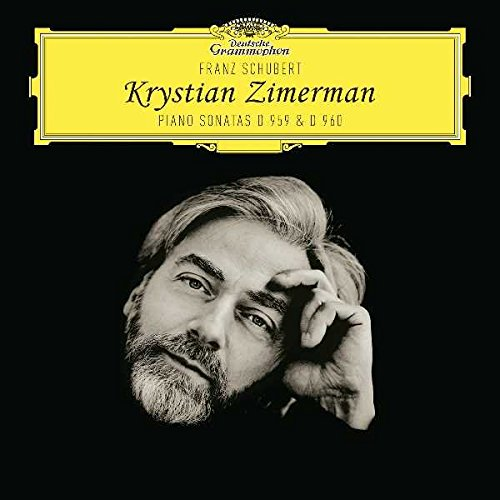 CD : Krystian Zimerman - Schubert Piano Sonatas D959 & 960 (CD)