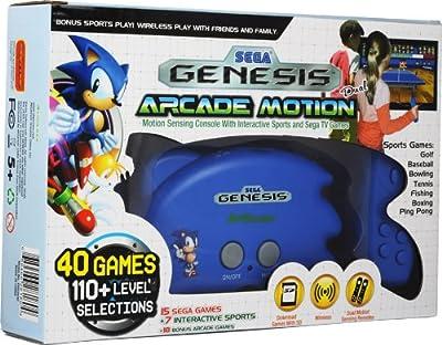 Sega Genesis Arcade Motion Dual