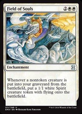 Magic: the Gathering - Field of Souls (011/249) - Eternal ...