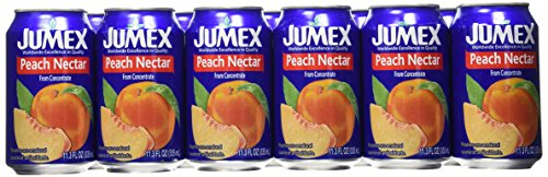 Cans Jumex - Jumex Nectar Juice, Peach, 11.30 Ounce (Pack of 24)