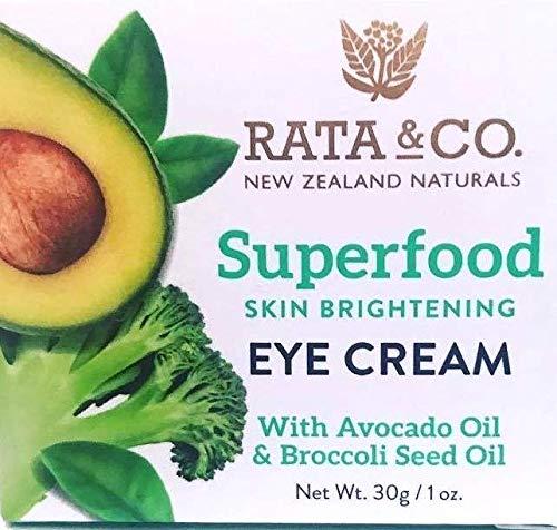 Canterbury Cream - SUPERFOOD SKIN BRIGHTENING EYE CREAM WITH AVOCADO OIL & BROCCOLI SEED OIL