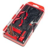 Stalwart 75-HT4025 Precision Electronics, Repair & Hobby Tool Set (25 Piece)
