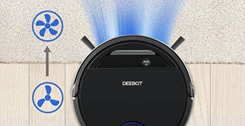 ECOVACS DEEBOT Carpet, Hair, with OZMO Floor Compatible Alexa