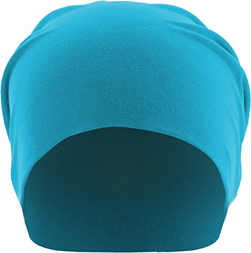 Adulto 3415 Unisex Beanie Punto Türkis de MSTRDS turquoise Gorros Jersey qXxzWYP