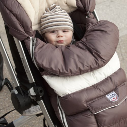 7A.M. ENFANT Baby Shield stroller foot muff Neon 18-36M