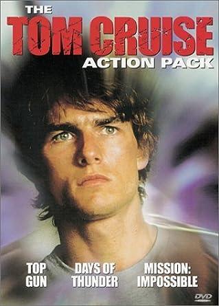 The Tom Cruise Action Pack: Top Gun / Días de Trueno / Mission ...