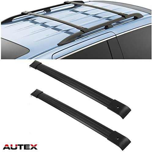 AUTEX Roof Top Roof Rack Cross Bars Compatible with Honda Odyssey 2005 2006 2007 2008 2009 2010 Crossbar Cargo Rack Luggage Carrier Roof Rail Rack