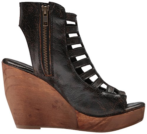 Very Volatile Women's Anouk Wedge Sandal Brown tGSPcZ2tr