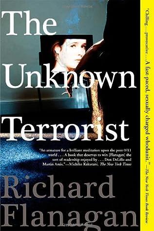 book cover of The Unknown Terrorist