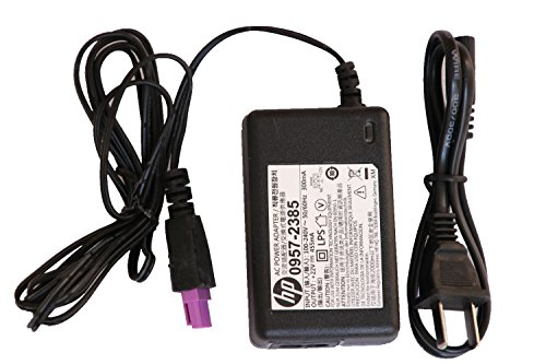 AC DC Adapter HP 0957-2403 0957-2385 For HP Deskjet 1010 1012 1510(not PSC 1510) 1512 1513 1514 1518 2515 2548 2540 2541 2542 2543 2544 2546 2546 2548 2549 HP Officejet 2620 Printer Power Supply Cord by Nicer-S (Image #3)