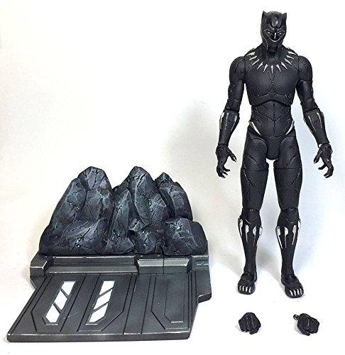 Diamond Select Toys Marvel Select: Black Panther Movie Actio