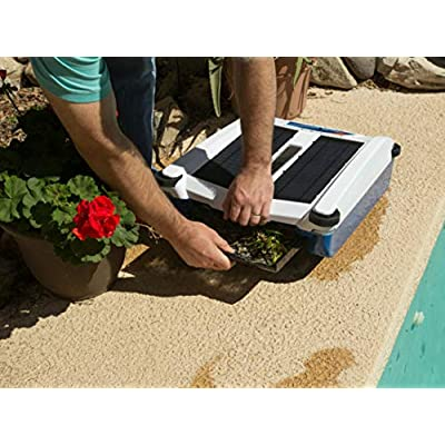 Solar Breeze – Automatic Pool Cleaner NX2 Cleaning Robot : Garden & Outdoor