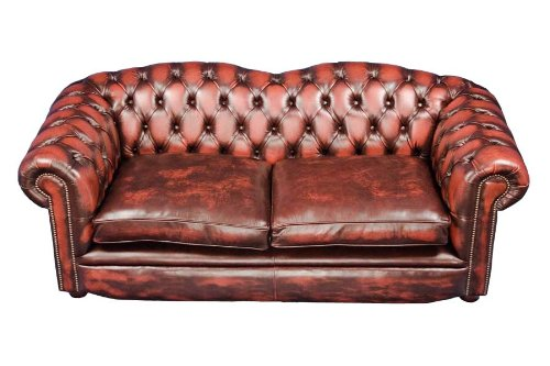 Braunton Style Leather Chesterfield Sofa Buy Online in UAE Products in the UAE See Prices