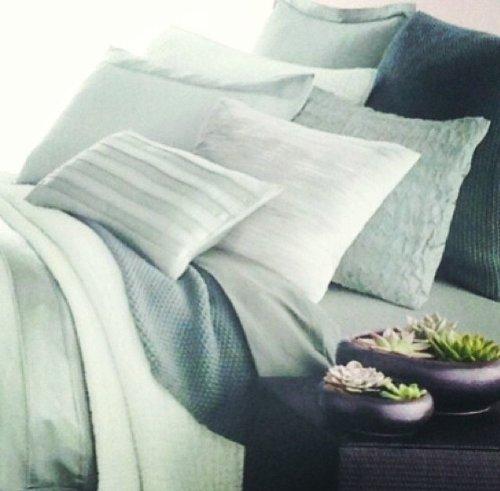 amazoncom donna karan lustre seam silk full queen duvet cover twilight home u0026 kitchen